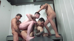 Snap! - Pierre Fitch with Jordan Fox anal Hump