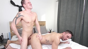 Ride - Darin Silvers, lucky Daniels ass Hook up