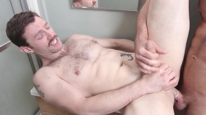 naughty Uncle Dennis - Alex Mecum & Dennis West ass pound