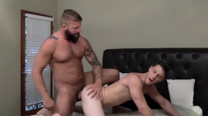 Fling Cleaning - Colby Jansen & Paul Canon ass pound