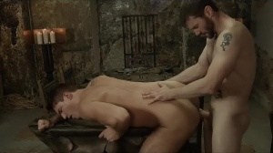 gay Of Thrones - Theo Ford, Dennis West butt Hump