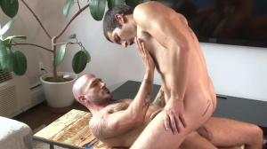 Atone - Johnny Hazzard and Dale Cooper anal bang