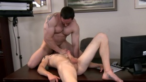 acquire This On Film - Ryan Evans and Cole Brooks butthole Love