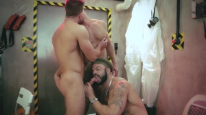 The End - Dato Foland with Paddy O'Brian arse plow