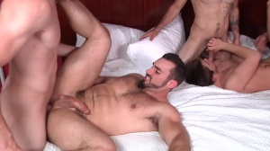 There's smth About Johnny - Ty Roderick and Johnny Rapid anal poke