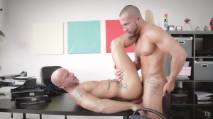 Privileged Information - Aymeric Deville with Craig Farell butthole pound