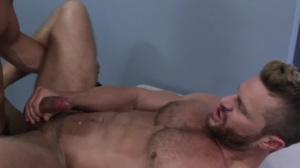 Gaywatch - Landon Conrad with Topher Di Maggio anal Love