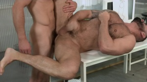 Defiance - Paddy O'Brian, Victor D'Angelo butthole fuck