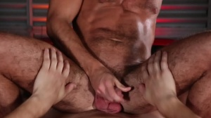 Revved Up - Paul Canon and Grant Ryan anal Love