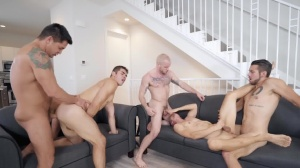 The Longest Erection Of My Life - Dante Colle and Colton Grey pooper Nail