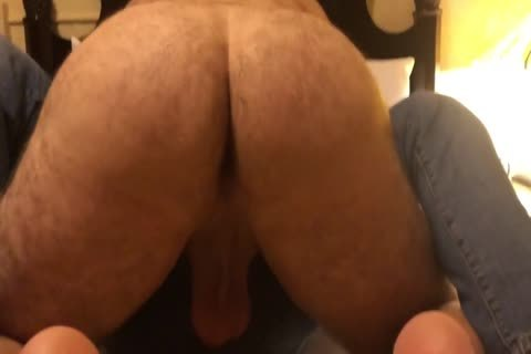 Soft Ginger lad And hairy Hard daddy Getting Ready