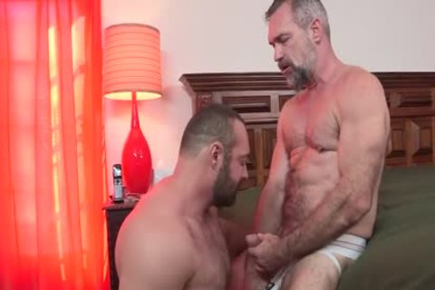 HotOlderMale - beefy BEAR BRAD KALVO bonks filthy DADDY PETER rough