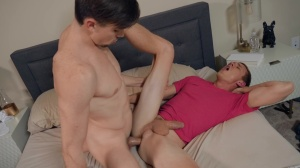 Domestic Bliss - Jack Hunter and Zane Anders ass nail