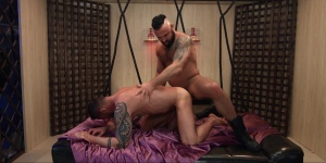 Art Of Domination - Jessy Ares with Tyler Berg ass-copulation