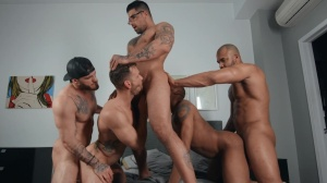 By Invitation merely - William Seed, Ryan bangs anal bone