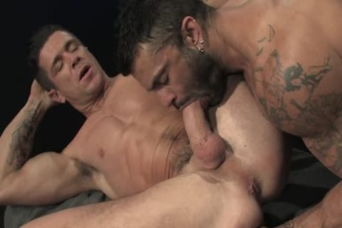 Rogan Richards plows Trenton Ducati