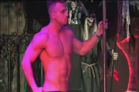 Hooked On Strippers - The Night previous to Halloween 2015