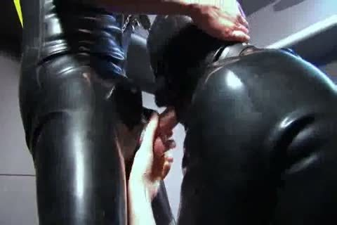blowing And banging In Rubber