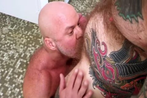 Jack Dixon fucked By Legend Carlo Cox