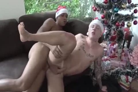 Celebrate Xmas With A Cumload