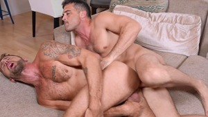 Lance & Wesley: unprotected - Lance Hart, Wesley Woods American pound