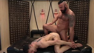 Drill My Hole: James Castle have sex with Jessy Ares