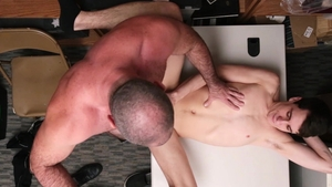 YoungPerps - Caucasian Bishop Angus feels in need of sex