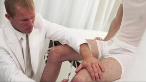 Missionary Boys - Young Elder Ricci disciplined moaning