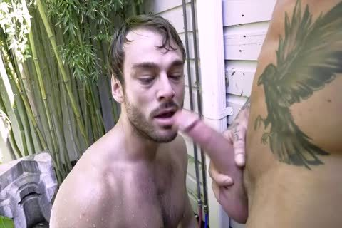 Dylan James Uses A slam Machine On Max Adonis