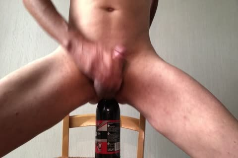 Very Spectacular Insertion Bottle anal