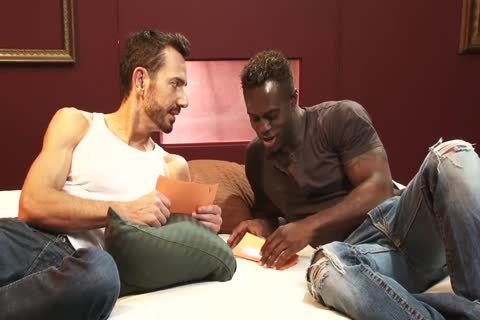 Brian Bodine And Bryan Slater Scene From audition Volume