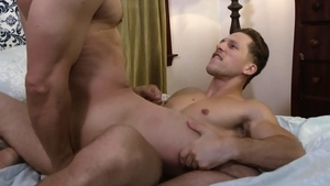 IconMale.com - Huge cock Roman Todd anal fucking