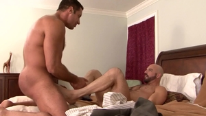 Icon Male - Mature Adam Russo smashed by Nick Capra