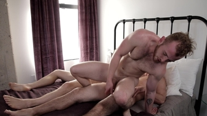 NextDoorOriginals - Very slim Mark Long loves sex scene