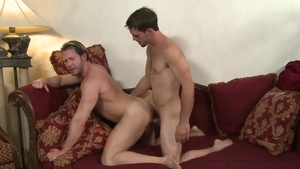 PrideStudios - Chad Glenn among Joe Parker getting facial