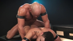 Hot House - Tight and muscle Sean Zevran anal interracial