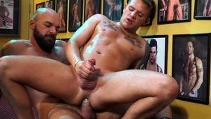 FalconStudios: Spitting together with Max Duro & Brandon Wilde